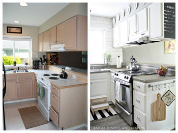 Small Kitchen Makeovers New Small Kitchen Remodel with A Modern Farmhouse Style