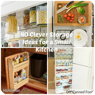 Small Kitchen organization Lovely 40 Clever Storage Ideas for A Small Kitchen