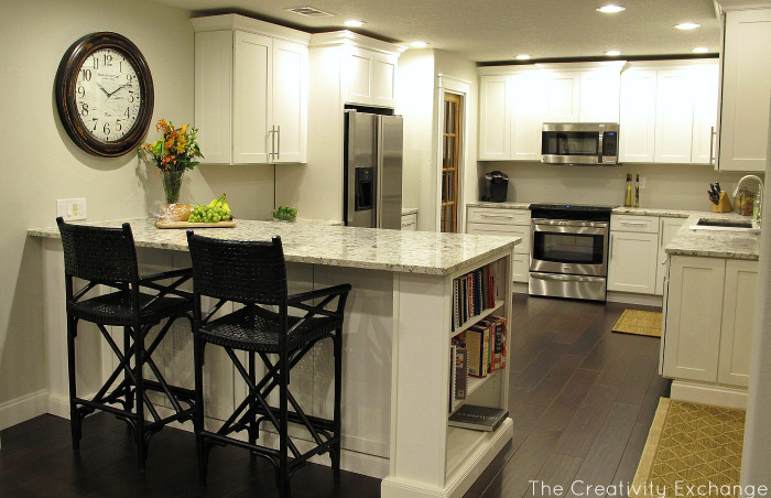 Small Kitchen Remodel Before And After  Cousin Frank s Amazing Kitchen Remodel Before & After