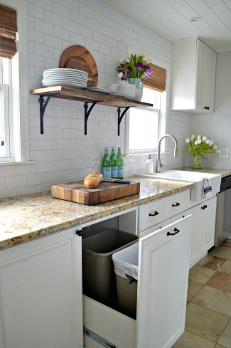 Small Kitchen Remodel Ideas  Remodeling a Small Kitchen for a Brand New Look Home