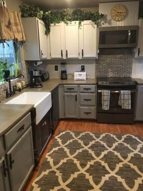 Small Kitchen Remodel Ideas  36 Small Kitchen Remodeling Designs for Smart Space