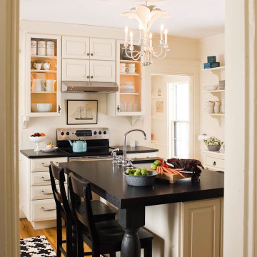 Small Kitchen Remodels  21 Small Kitchen Design Ideas Gallery