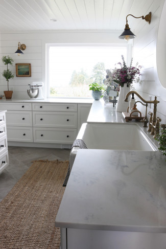 Small Kitchen Remodels  Small Kitchen Remodel Reveal The Inspired Room