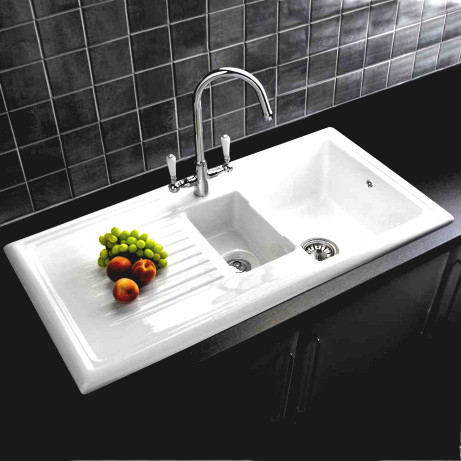 Small Kitchen Sinks  29 Small Kitchen Sink With Drainer 28 [ Small Ceramic