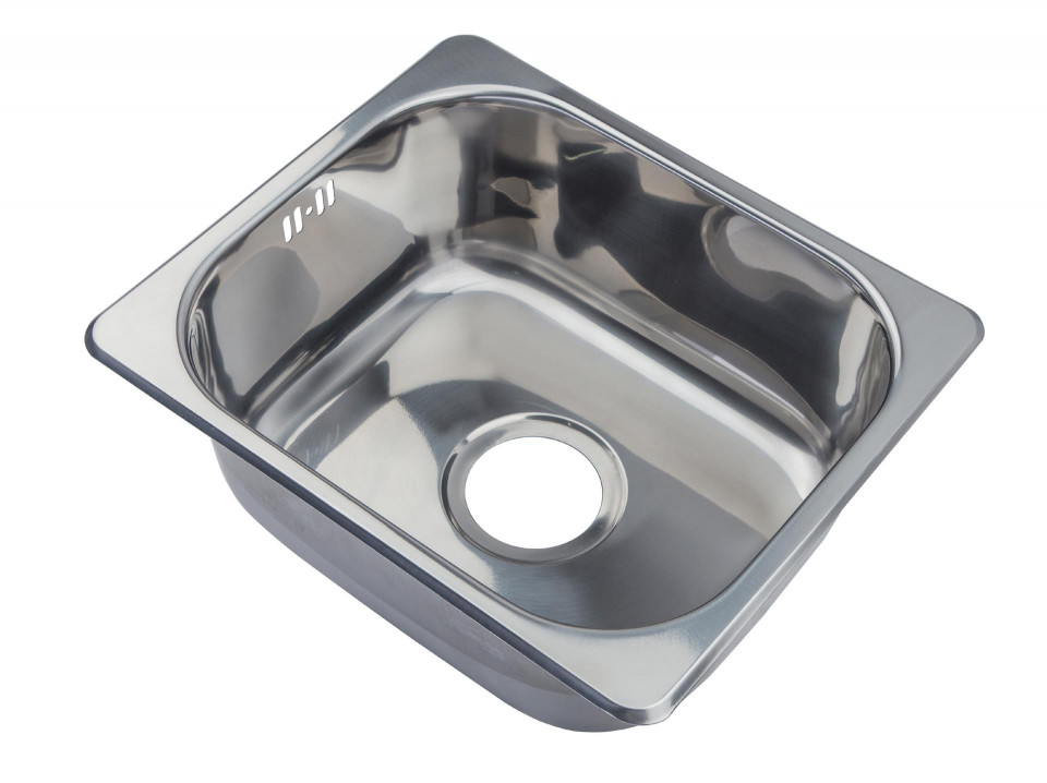 Small Kitchen Sinks  Small Top Mount Inset Stainless Steel Kitchen Sinks With