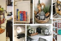Small Kitchen Storage Ideas Lovely 35 Best Small Kitchen Storage organization Ideas and