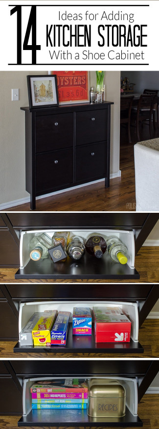 Small Kitchen Storage Ideas Luxury Add Kitchen Storage In A Small Space