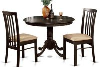 Small Kitchen Table and Chairs Fresh 3 Pc Small Kitchen Table and Chairs Set Table Round Table