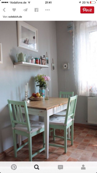Small Kitchen Table  Best 25 Small dining rooms ideas on Pinterest