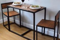 Small Kitchen Table Set Lovely Small Kitchen Table and 2 Chairs Space Saver Dining Table