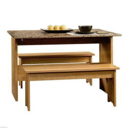 Small Kitchen Table With Bench  Small Kitchen Table