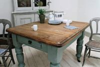Small Kitchen Table with Benches Lovely Small Farm Table Benches Made From Reclaimed Wood