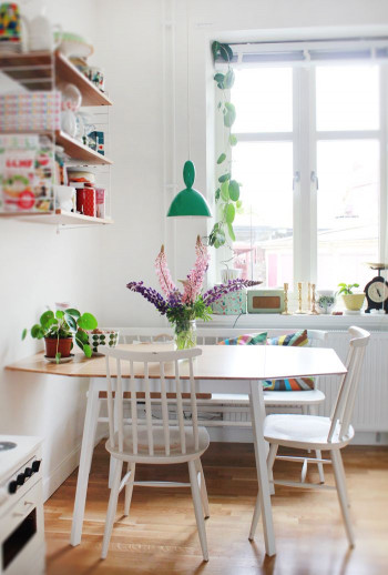Small Kitchen Tables  10 Stylish Table Eat In Small Kitchen Ideas Decoholic