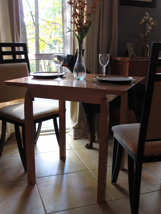 Small Kitchen Tables  Narrow Dining Table for Two Small Kitchen Table for