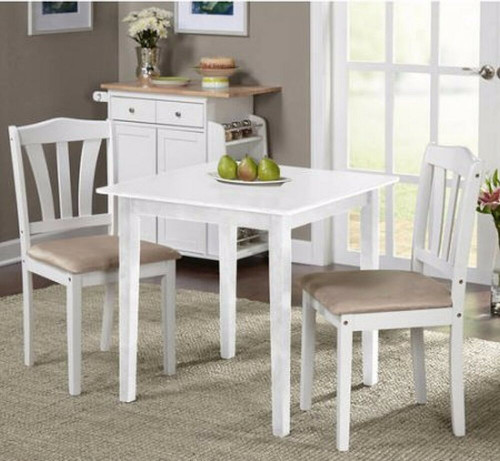 Small Kitchen Tables  Small Kitchen Table Sets Nook Dining and Chairs 2 Bistro
