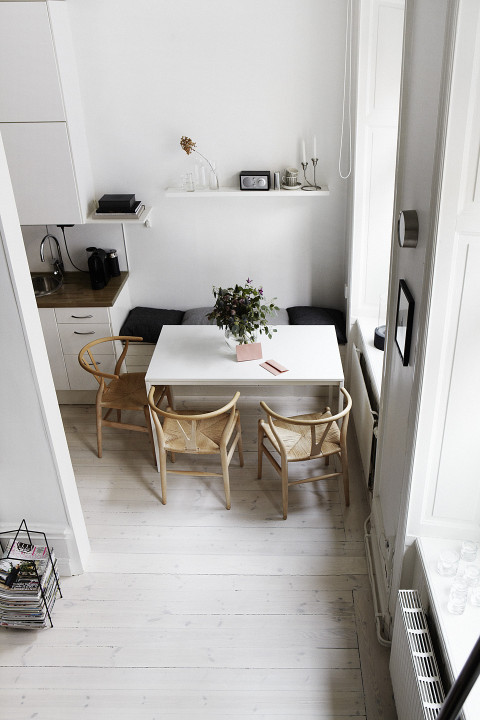 Small Kitchen Tables With Bench  Utvalda Selected Interiors 33