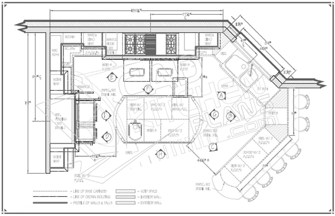 Small Kitchens Floor Plans Fresh Kitchen Floor Plans