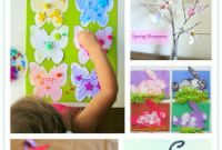 Spring Craft Ideas for Kids Awesome Spring Crafts for Kids No Time for Flash Cards