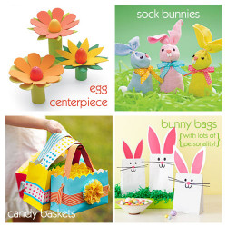 Spring Craft Ideas For Kids  Easter Ideas for Kids