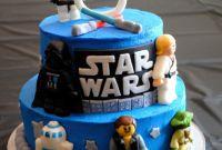 Star Wars Birthday Cake Elegant Smile Laugh and Learn Star Wars Lego Cake