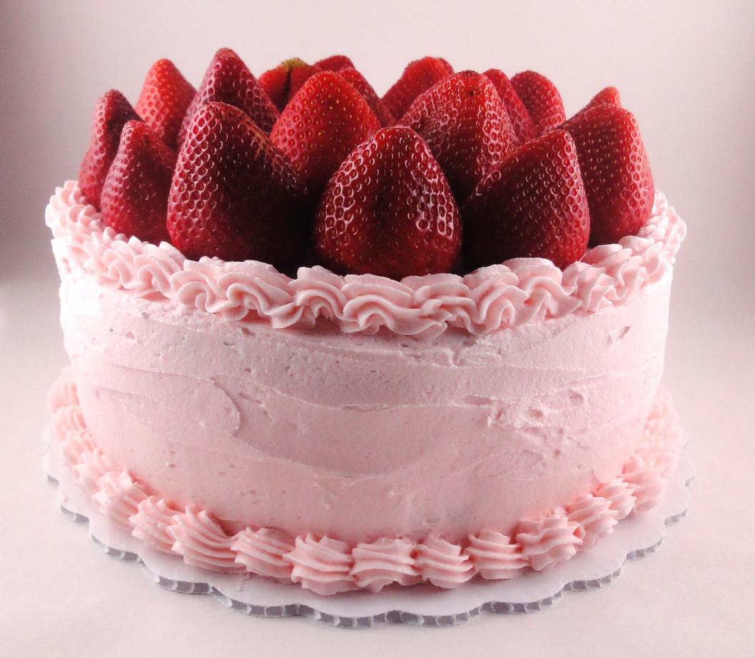 Strawberry Birthday Cake  Berry Perfect Party Cake