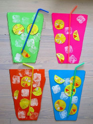 Summer Art And Craft For Kids  100 ideas to try about Preschool Craft Ideas