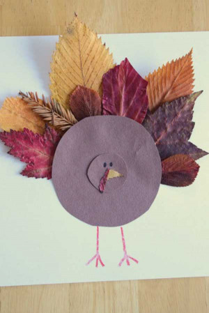 Thanksgiving Craft Ideas For Kids  Thanksgiving Crafts & Ideas