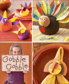 Thanksgiving Craft Ideas For Kids  Bryan Lie Art Easy Crafts for Kids Quick Arts and