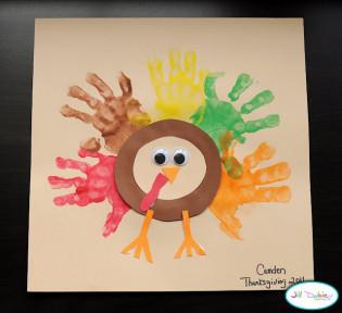 Thanksgiving Craft Ideas For Kids  30 Fun DIY Thanksgiving Craft Ideas for Kids