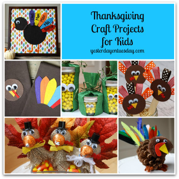 Thanksgiving Craft Ideas For Kids  Corny Containers Thanksgiving Craft
