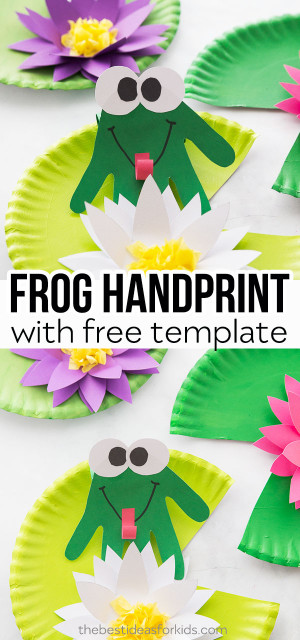 The Best Ideas For Kids  Frog Craft The Best Ideas for Kids
