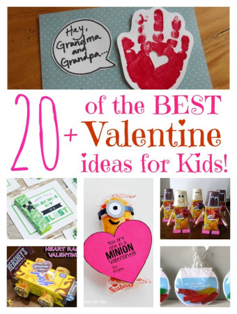 The Best Ideas For Kids  Over 20 of the BEST Valentine ideas for Kids Kitchen