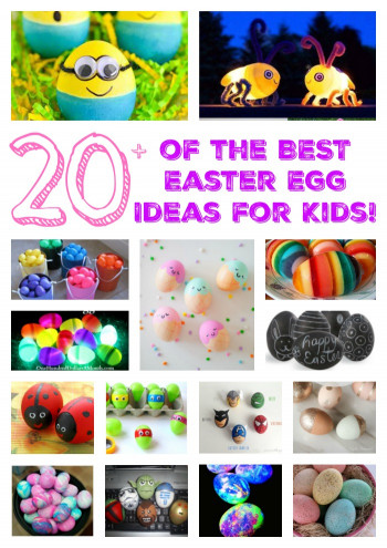 The Best Ideas For Kids  The Best Easter Egg Ideas for Kids Kitchen Fun With My 3