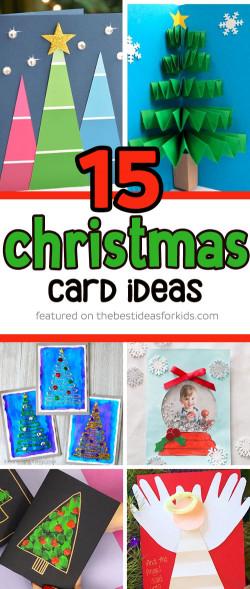 The Best Ideas For Kids  15 Christmas Card Ideas The Best Ideas for Kids