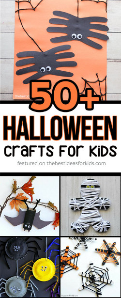 The Best Ideas For Kids  50 Halloween Crafts for Kids The Best Ideas for Kids