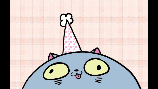 There'S A Cat Licking Your Birthday Cake  There s A Cat Licking Your Birthday Cake