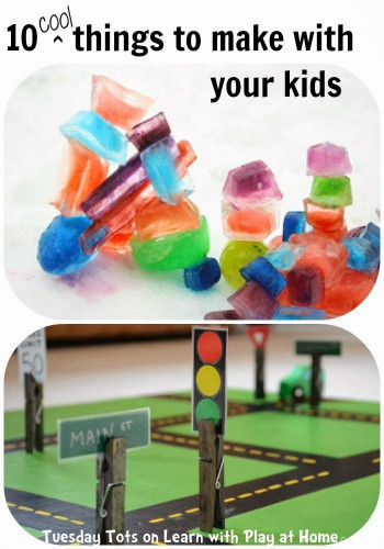 Things To Make With Kids  The 25 best Cool things to make ideas on Pinterest