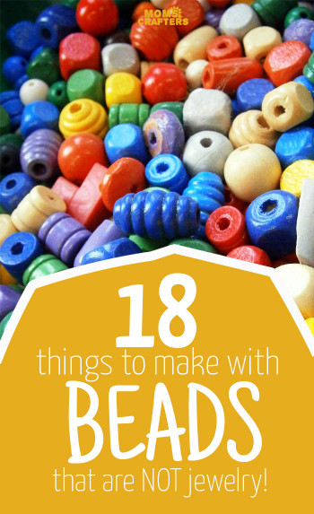 Things To Make With Kids  18 THINGS TO MAKE WITH BEADS THAT AREN T JEWELRY – Moms