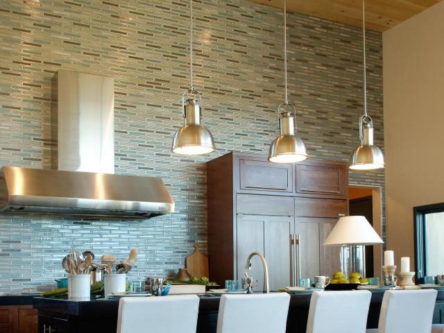 Tile For Kitchen Backsplash  75 Kitchen Backsplash Ideas for 2019 Tile Glass Metal etc