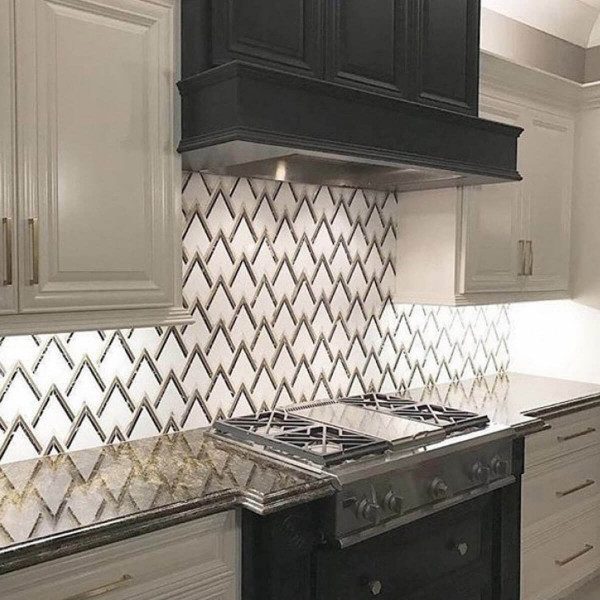 Tile Kitchen Backsplash  14 Showstopping Tile Backsplash Ideas To Suit Any Style