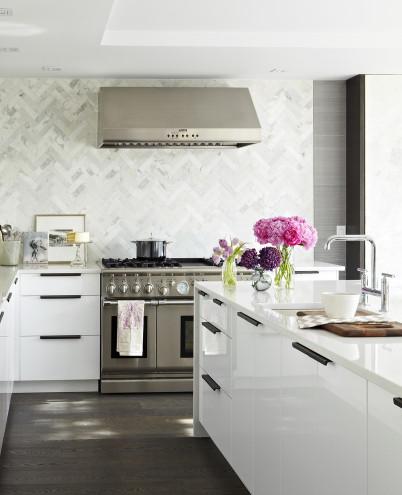 Tile Kitchen Backsplash  Creating the Perfect Kitchen Backsplash with Mosaic Tiles