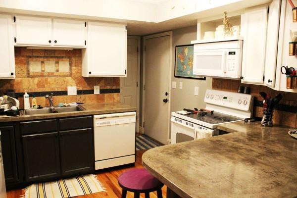 Tile Kitchen Backsplash  How to Remove a Kitchen Tile Backsplash
