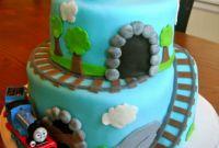 Train Birthday Cake Luxury 25 Best Ideas About Thomas Train Cakes On Pinterest