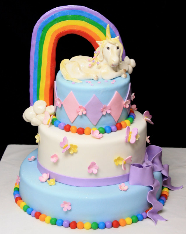 Unicorn Birthday Cake  sweets and life Baking Inspiration Unicorns and such