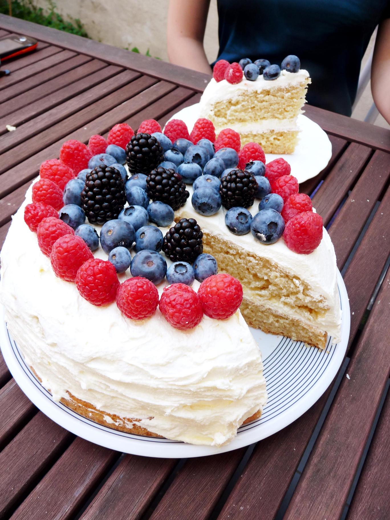 Vegan Birthday Cake  Vegan Birthday Cake – TofuParty