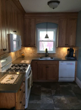 Very Small Kitchen Design  Simple Kitchen Design for Small House Kitchen