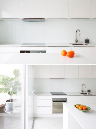 White Kitchen Backsplash  Kitchen Design Ideas 9 Backsplash Ideas For A White
