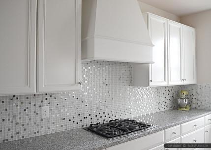 White Kitchen Backsplash  7 Bold Backsplash Ideas For Your White Kitchen