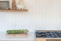 White Kitchen Backsplashes Ideas Luxury 13 Sleek White Modern Kitchen Backsplash Ideas