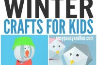 Winter Arts and Crafts for Kids Best Of Winter Crafts for Kids to Make Fun Art and Craft Ideas